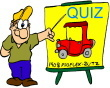 How is Your Automotive Aptitude? Take the Car Quiz!