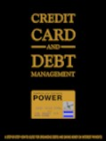 Credit Card and Debt Management