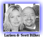 Scott and Larissa Bilker