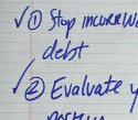 7 Steps For Eliminating Your Debt