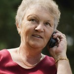 Calling banks for my 82-year-old mother