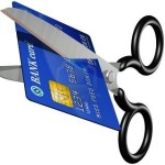 Cutting Up Credit Cards