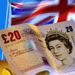 UK Twenty Pound Note --- Image by © Royalty-Free/Corbis